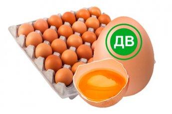 Яйцо куриное деревенское высшей категории